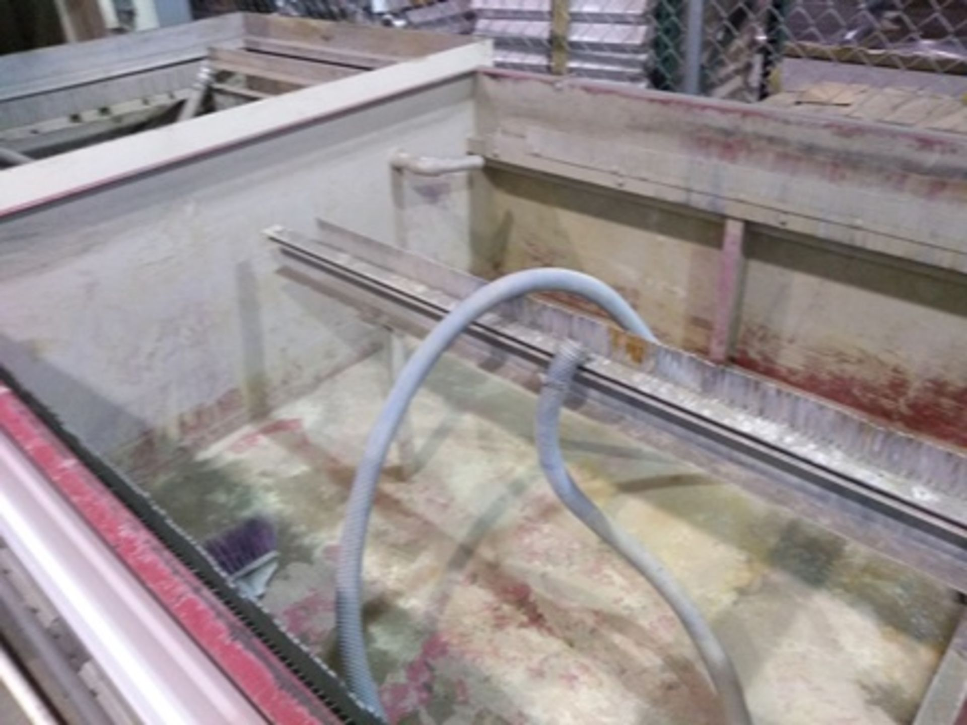 Lot 12 - 2011 OMAX MAXIEM 1530 WATER JET, CNC CUTTING MACHINE, Work Area 5'x10' & PSI Rating: 50,000 PSI