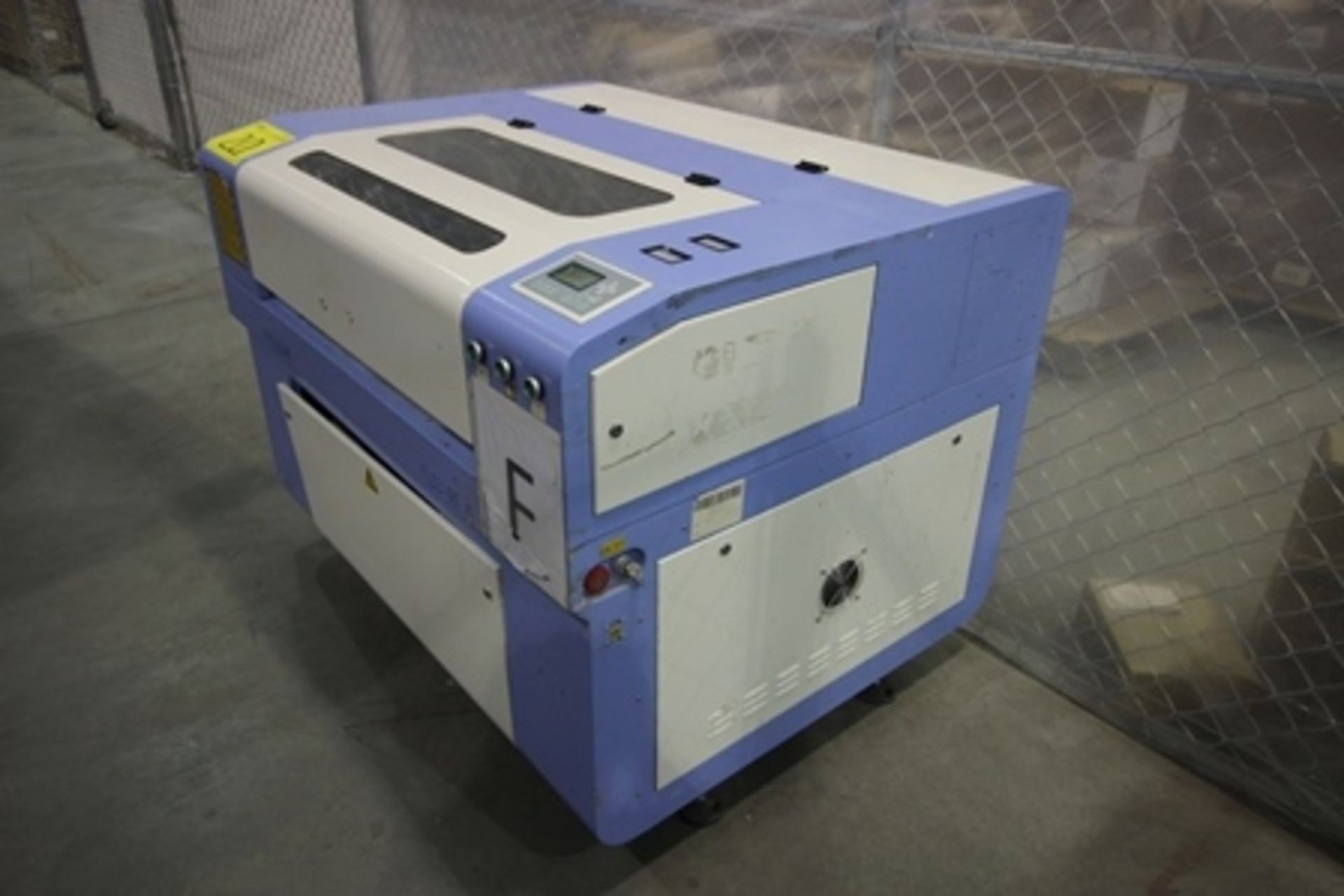 Lot 20 - 2016 Phillican CO2 laser engraver and cutting machine, model 6090.