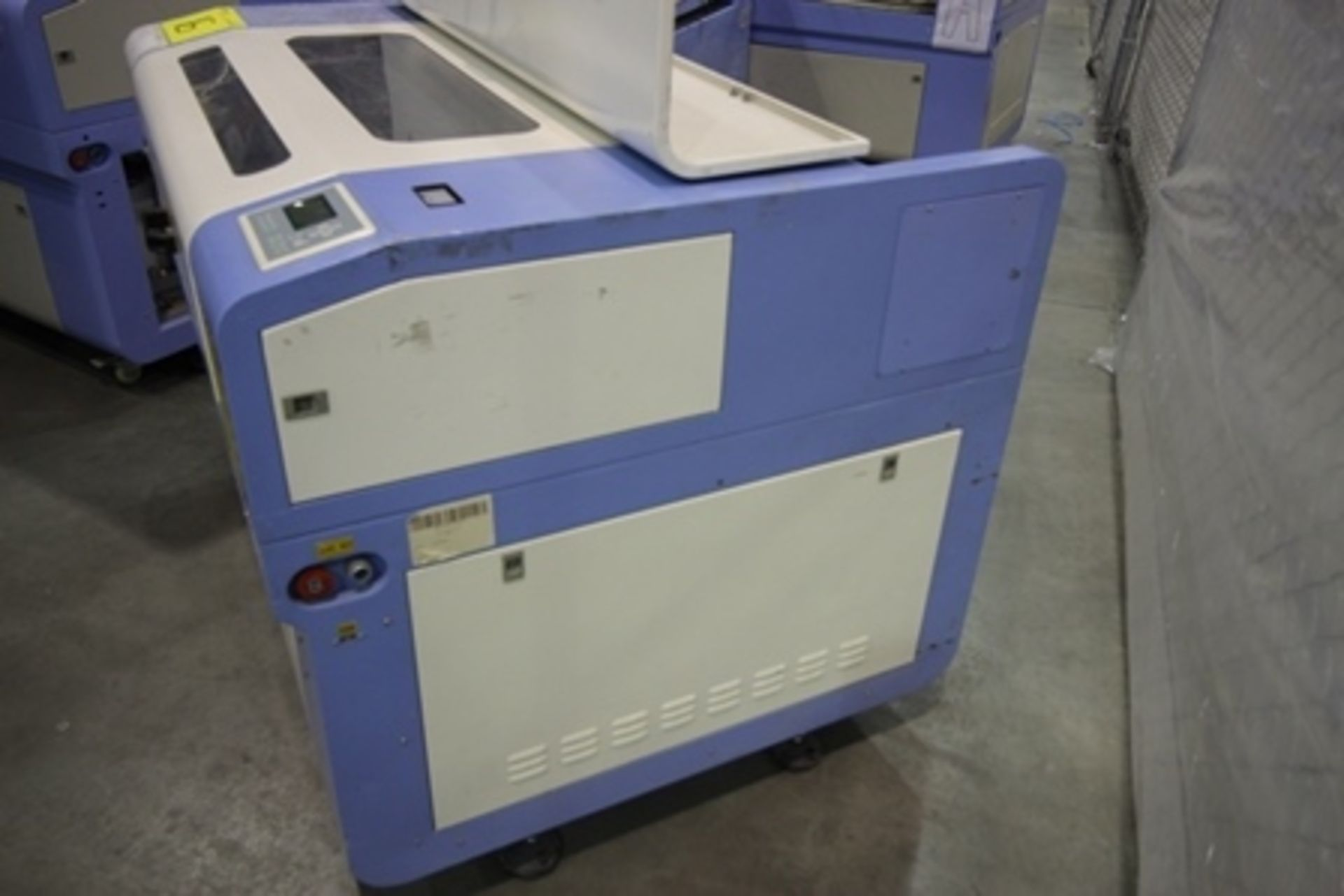 Lot 16 - 2016 Phillican CO2 laser engraver and cutting machine, model 6090.