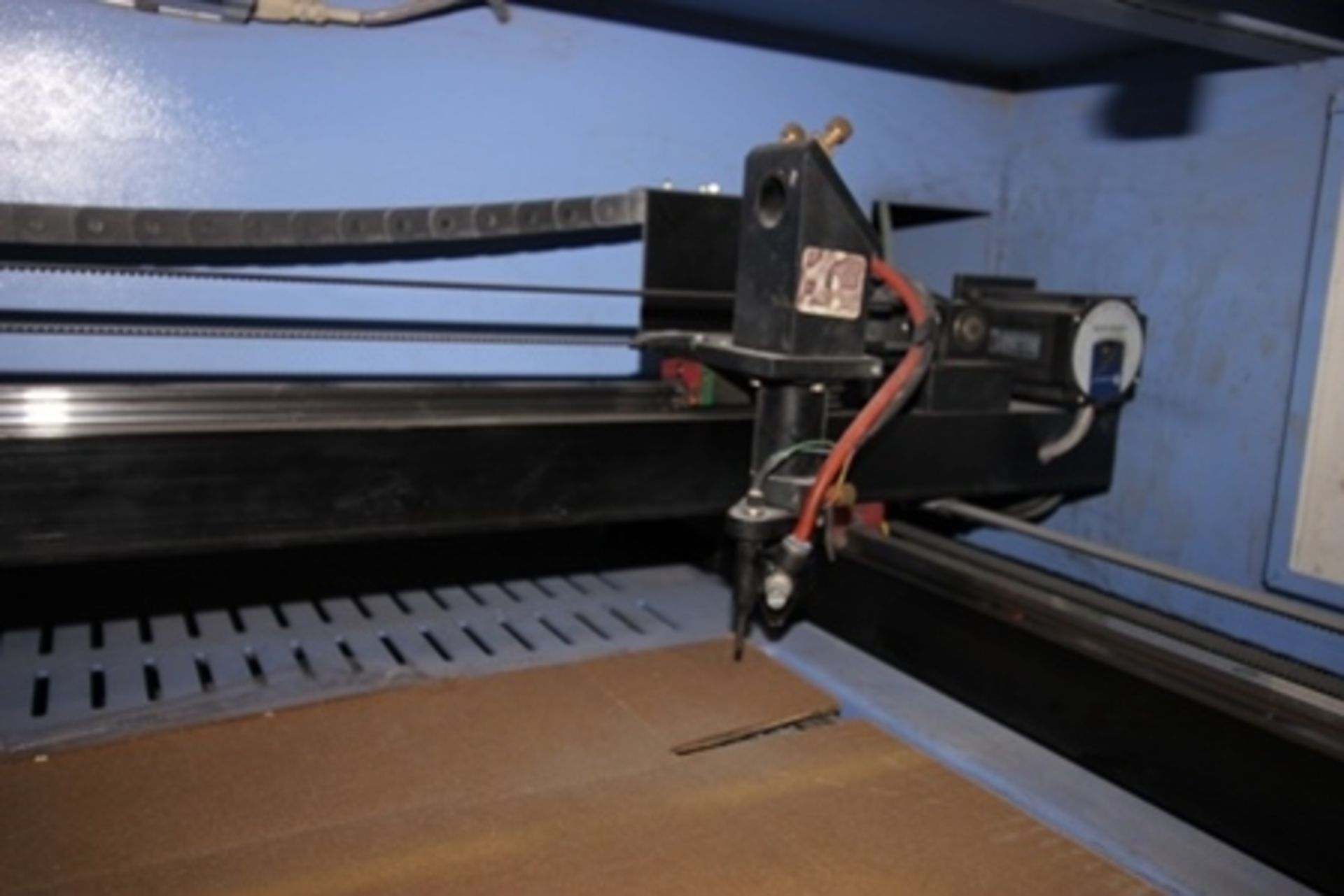 Lot 8 - 2016 Phillican CO2 laser engraver and cutting machine, model 6090.