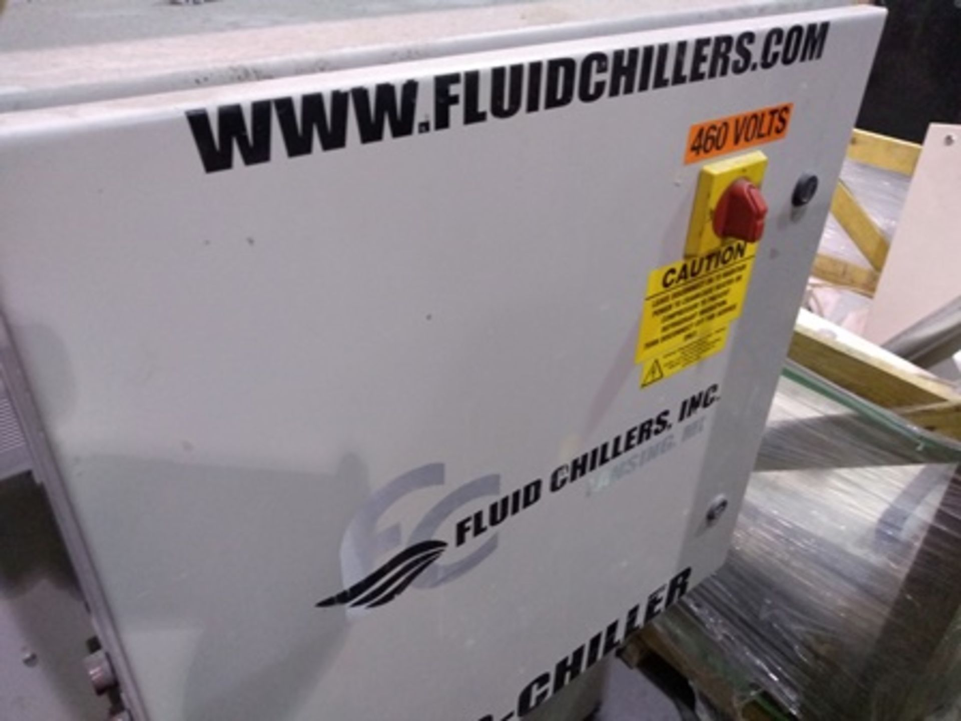 Lot 13 - Industrial Fluid Chillers portable chiller for outdoor application NEMA 4 …