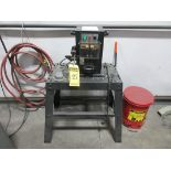 Lot 35 - DAYTON BENCH TOP BLADE WELDER/GRINDER; MODEL 4TJ96A