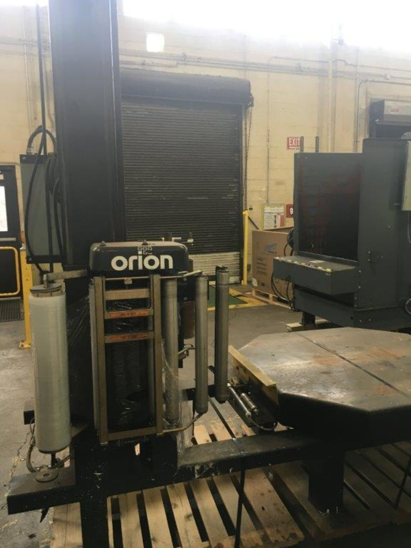 Lot 88D - ORION STRETCH WRAPPER, MODEL HPA66, S/N 91210098 ***LOCATED IN CARROLLTON, TX***