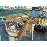 Lot 2488 - HYDRAULIC PIPE BENDER