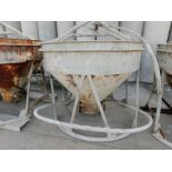 Lot 2339 - GAR-BRO CONCRETE BUCKET