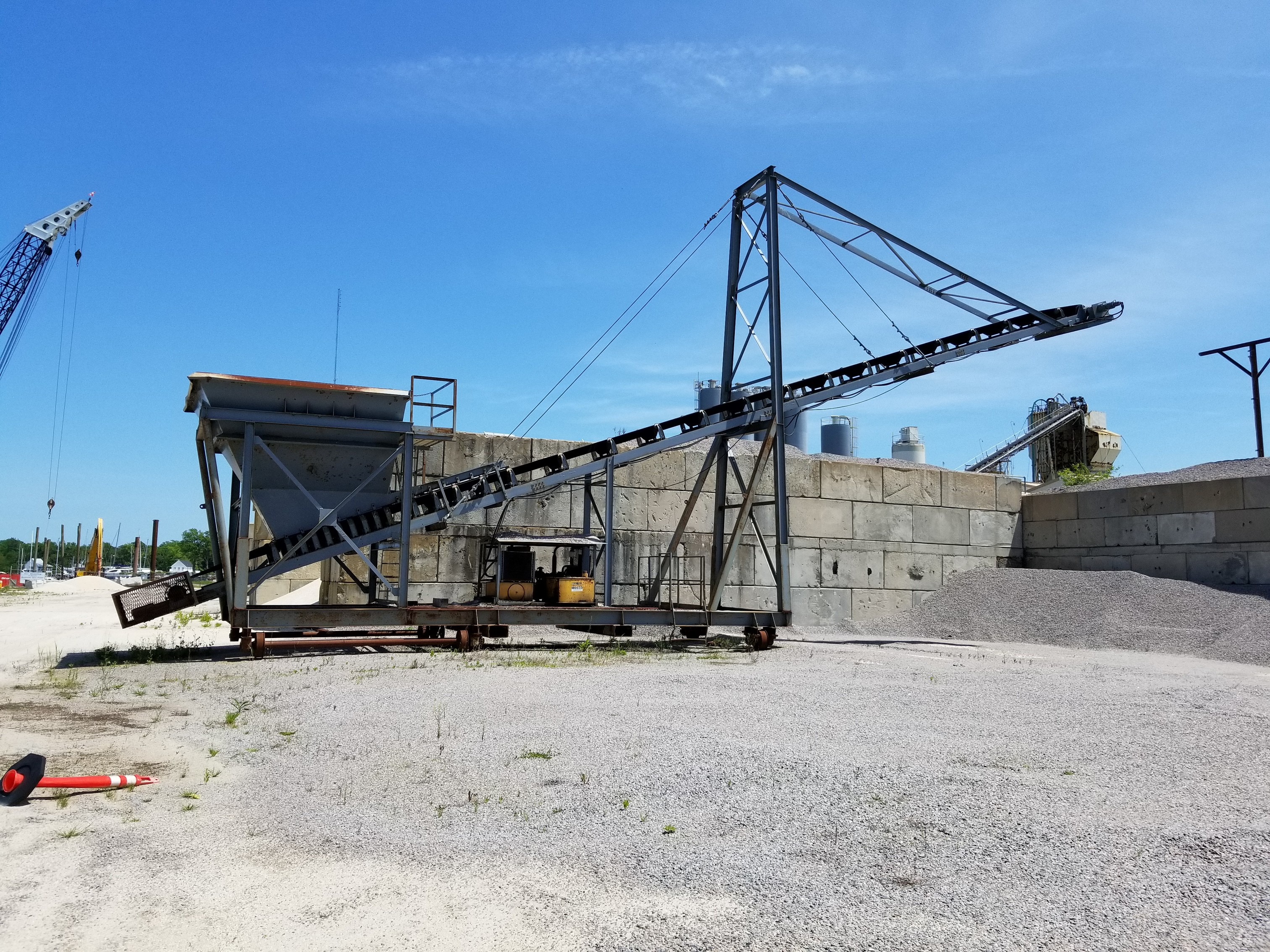BAYSHORE CONCRETE PRODUCTS CORPORATION - DAY 2 OF 2