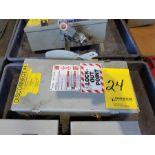 EATON HD SAFETY SWITCH 60 AMP, 600 VAC, 60 HZ, 250V