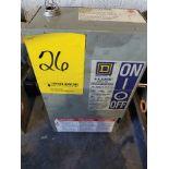 SQUARE D I-LINE BUSWAY UNIT; 30 AMP, 600 VAC, 3-PHASE, 4W