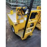 2004 WESLEY INT. PACK MULE ELECTRIC CARTS, MODEL SC-775-6SA, STAND UP DRIVE, FORWARD REVERSE, BACK
