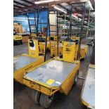 2007 WESLEY INT. PACK MULE ELECTRIC CARTS, MODEL SC-775-6SA, STAND UP DRIVE, FORWARD REVERSE, BACK