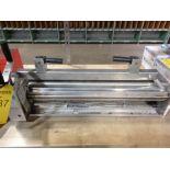 CLIPPER ROLLER LACER BELT LACER; S/N 035246