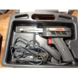 WELLER SOLDER GUN KIT; 140/100W
