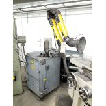 TORIT PORTABLE DUST COLLECTOR, MODEL 64, S/N H7390, WITH PLYMOVENT EXHAUST ARM