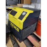 ZEKS AIR CHILLER, MODEL 35NCDA100, S/N 15779-3 M300, 1 HP COMPRESSOR, 300 PSIG HIGH, 150 PSIG LOW