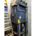 TORIT DUST COLLECTOR, MODEL TD-486, S/N 751, 230/460V, 60 CYCLE, 3 PHASE 3 HP, SINGLE BOTTOM