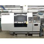 ROKU-ROKU CNC VERTICAL MACHINING CENTER, MODEL GR-655, S/N 1423, 54,724 HRS., FANUC SERIES O-M CNC