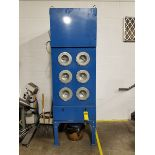 DONALDSON TORIT DUST COLLECTOR, MODEL SDF-6, S/N IG657880-001, 208V, 7.5 HP, 3450 RPM, 3 PHASE, 6
