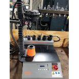 2012 EMUGE FRANKEN INDUCTION HEAT SHRINK TOOL SETTER BY HAIMER WITH SHRINK MASTER HL-2, 3MM-32MM