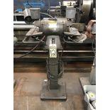 BALDOR 6'' DOUBLE-END PEDESTAL GRINDER, 1/3 HP, 3600 RPM, 115V