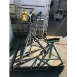 MATERIAL ROLLER STANDS