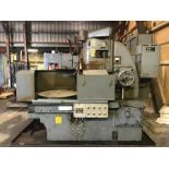 BLANCHARD 18'' ROTARY SURFACE GRINDER, MODEL NO. 18, 36'' ELECTROMAGNETIC CHUCK, 720 MAX WHEEL
