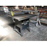 DAYTON 10'' TABLE SAW, 44'' X 34'' TABLE, 1.5 HP, 1PH