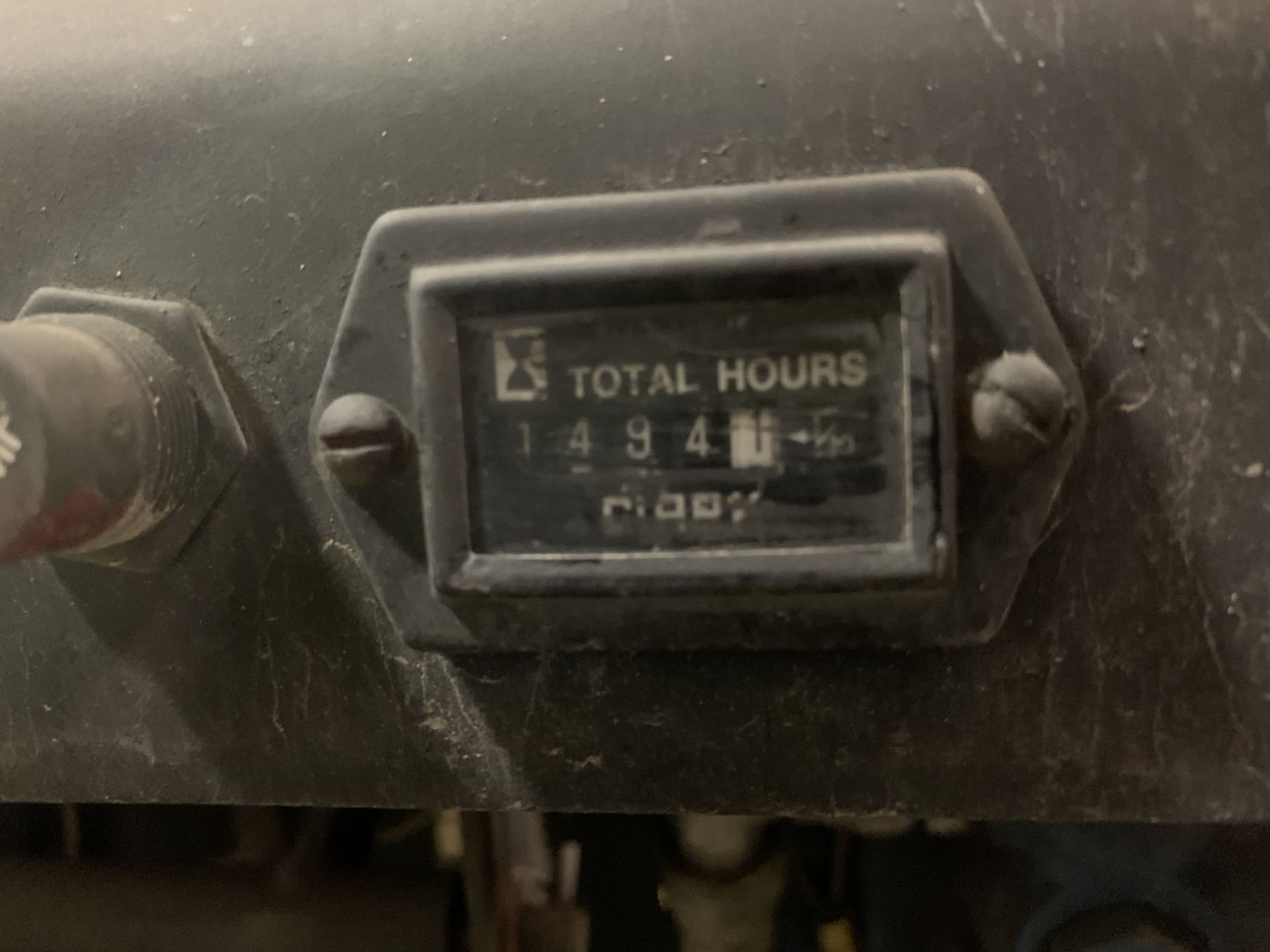 Lot 4 - CLARK 10,000-LB. CAPACITY FORKLIFT, MODEL: C500-S100, S/N: 685-0101–6655KOF, 3-STAGE MAST, 1,494 HRS