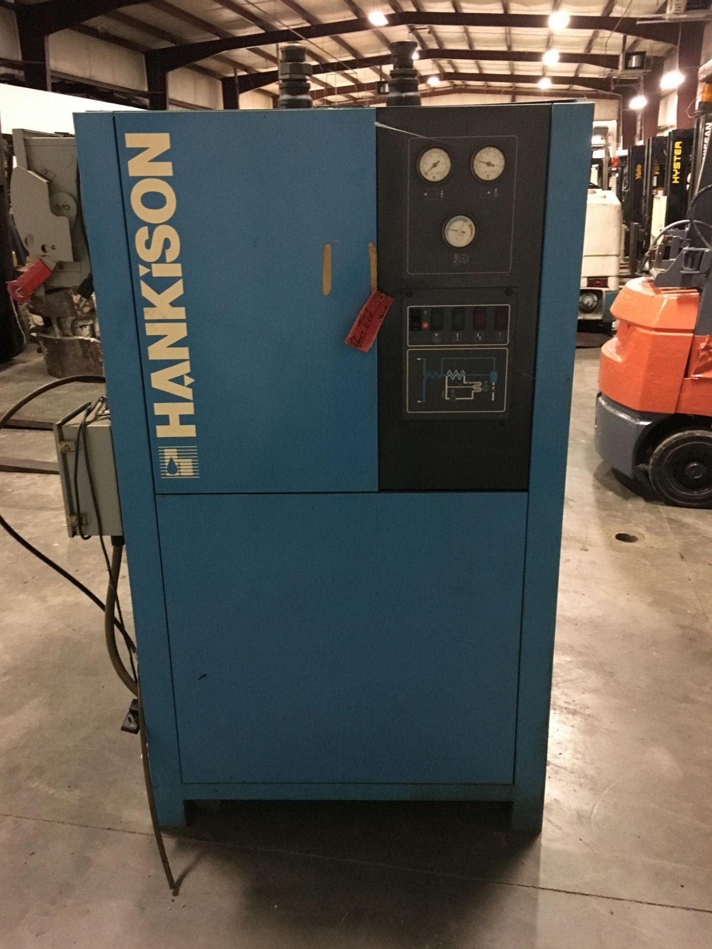 Lot 31 - Hankison International Air Dryer, Model: PR 700–460, S/N: PR 700A– 2–9 902–2 N, 700 SCFM @100 PSIG