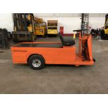 2007 TAYLOR-DUNN 3-WHEEL ELECTRIC PERSONNEL CART, MODEL: C0-014-32, WITH 24-VOLT, 450-LB. CAPACITY