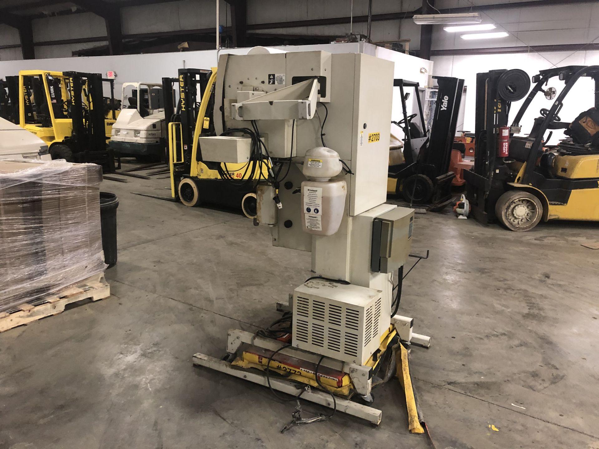 Lot 34 - 2013 Sealed Air Instapak iMold Foam Packaging Machine, Serial Number: 901–26520