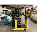 """2014 HYSTER ELECTRIC TOW TRACTOR, MOD: T7ZAC, 24 VOLT, WEIGHT: 2,850, COUPLER HEIGHT: 12"""", 8,616 HRS"""