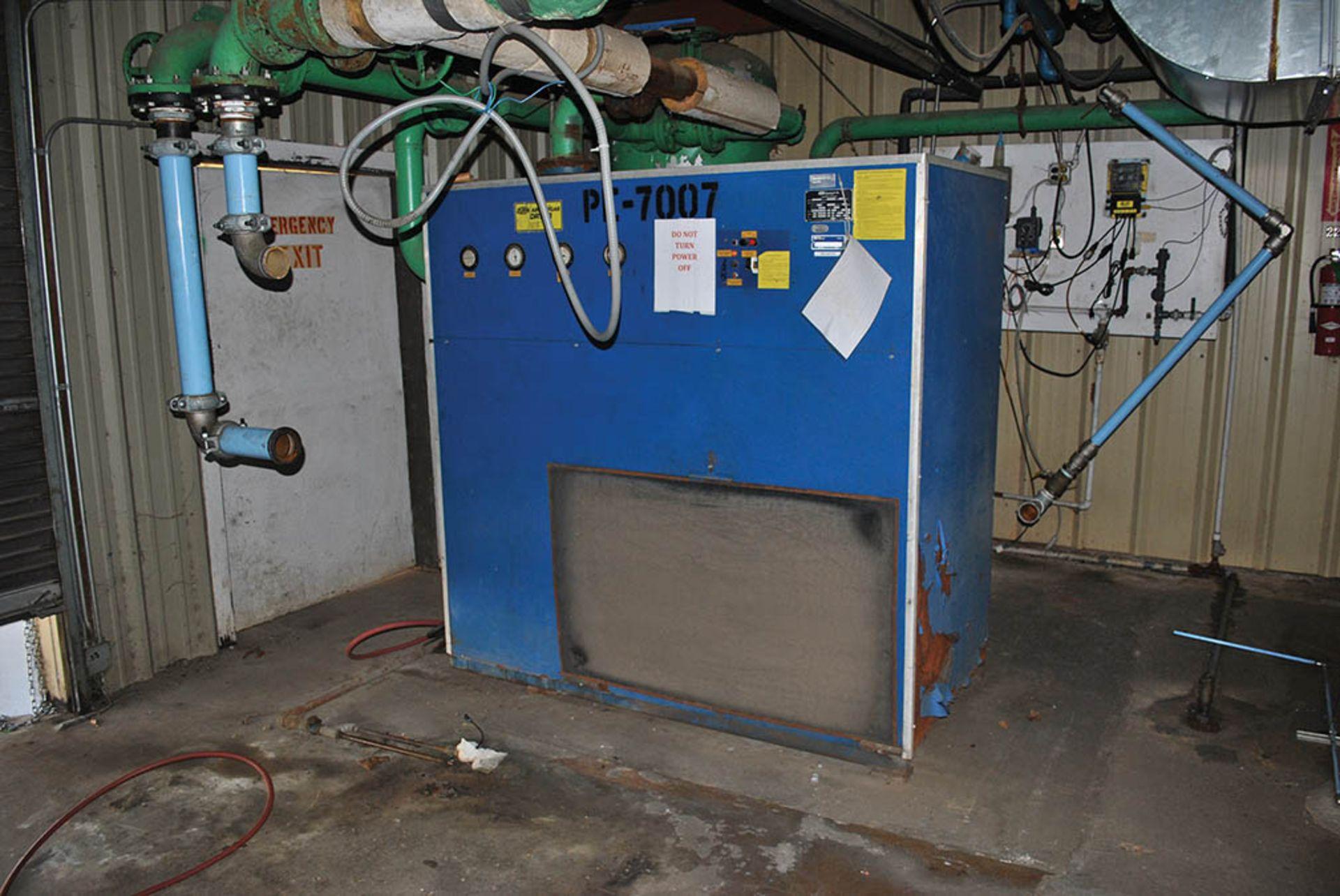 Lot 53 - ZURN AIR DRYING SYSTEM BY KAESER, MODEL R200A, S/N R11186