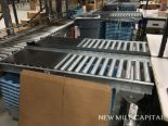 Lot 69 - (2) Roller Conveyors, Manual, Approx 5ft OA Length, 15in Rollers, 18in OA Width | Rig Fee: $150