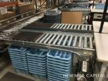 Lot 67 - (2) Roller Conveyors, Manual, Approx 5ft OA Length, 15in Rollers, 18in OA Width | Rig Fee: $150