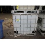"""LOT (8) Plastic Tote Containers, Approx 40"""" x 48"""" w/ Metal Bar Frame, 1650 Kg.,   Rig Fee: $75"""