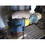 WEG 324T Pump, 40HP   Rig Fee: $300