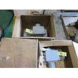 LOT (3) Beck 11/10 Gears, s/n 11-159-130907-01-02, 120V, 60 HZ, (2) s/n NA   Rig Fee: $25