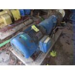 Leeson C324T17FB5C 40 HP Pump   Rig Fee: $300