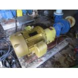 40 HP Pump   Rig Fee: $300