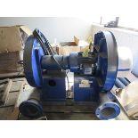 (1) Halifax Fan 25.5HP BC Fan, s/n 67238, Rotation CCW, 7.5HP   Rig Fee: $25