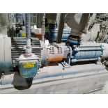 Lot 42 - Goulds Centrifugal Pump, M# 3355 w/ Reliance 75 HP Electric Motor | Rig Fee: $200