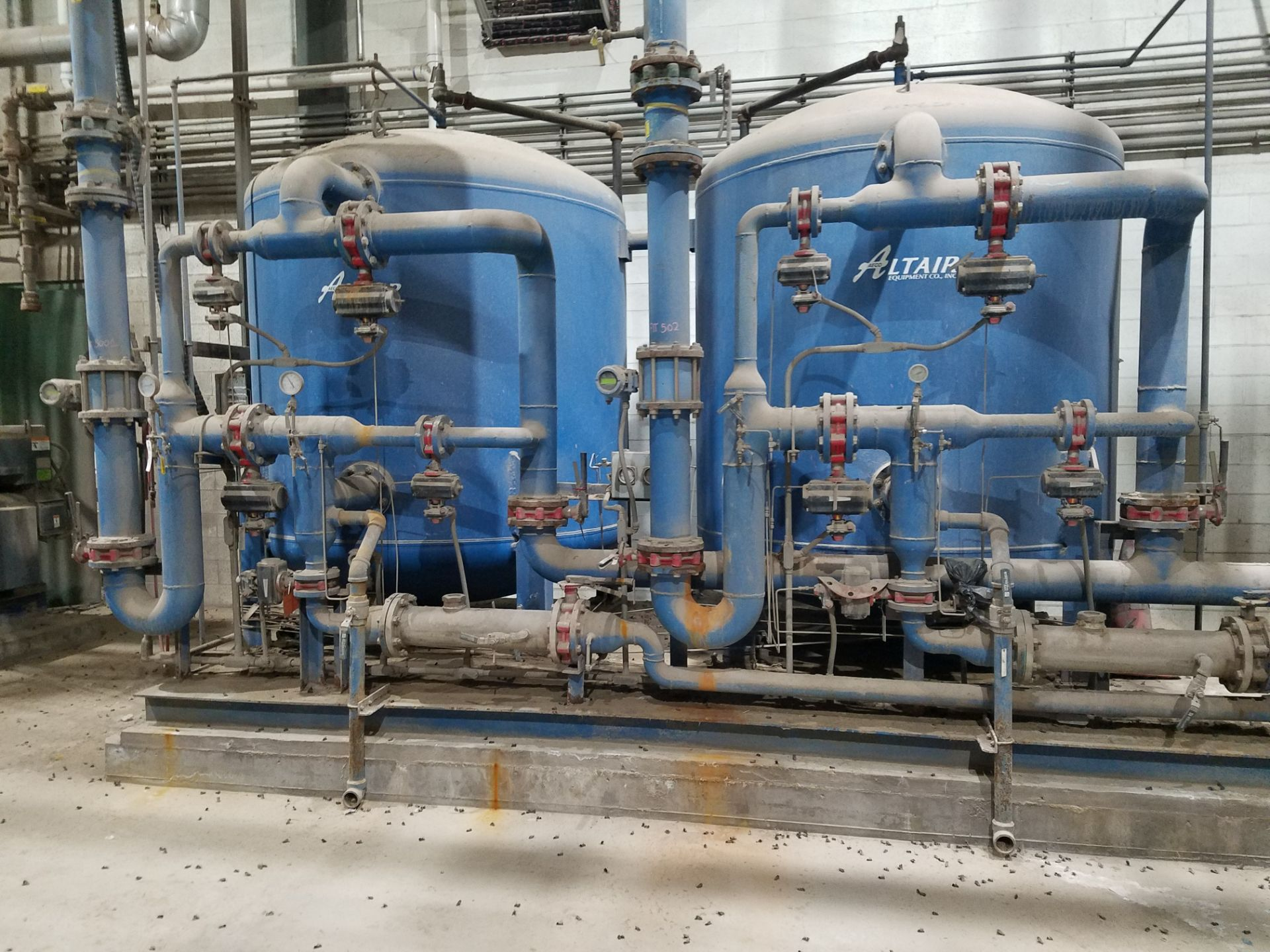 Lot 51 - Altair Equipment Co Water Softener System | Rig Fee: $3000