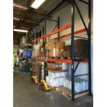 Lot 52 - Pallet Rack (Excludes Contents) | Rig Fee: No Charge