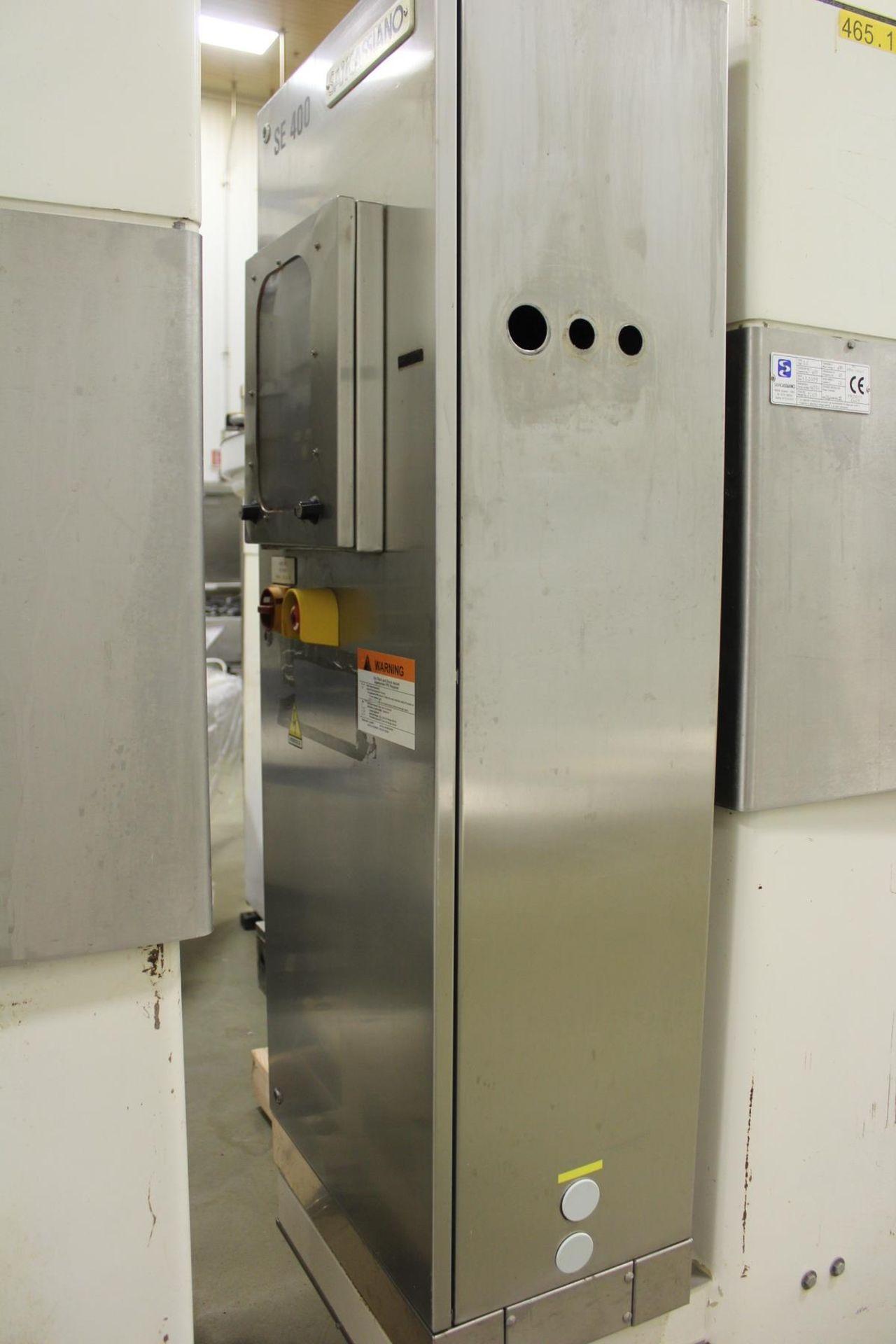 Lot 2 - 2009 San Cassiano M# SE400 Spiral Bowl Mixer, Mixing Bowl, S/N 14974, 400/500 Kg. C | Rig Fee: $1185