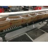 Lot 1O - 2013 Hytrol Manual Roller Conveyor, 13in Rollers, 25ft Length | Insp by Appt | Rig Fee: 175
