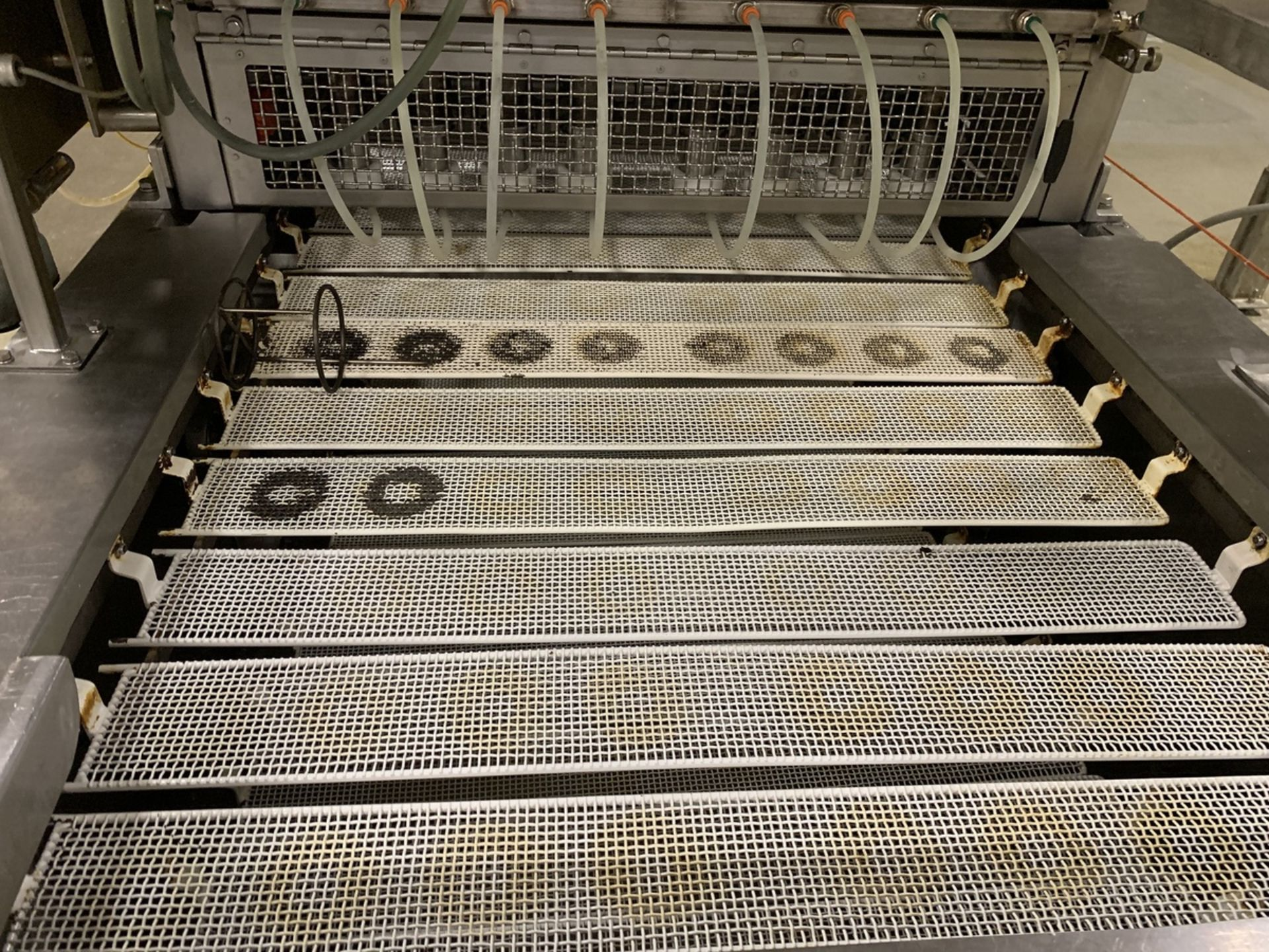 "Lot 15 - Moline 8-Up Donut Proofing Line Model D12-8, 35"" Belt Width, 4.5 | Subject to Bulk | Rig Fee: 6250"