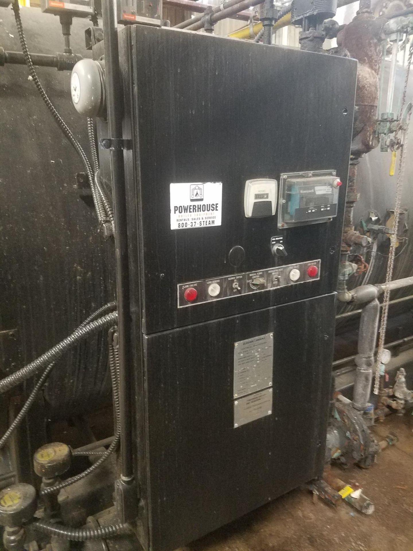 2009 (Rebuilt 2016) 250 HP Cleaver Brooks Boiler, 8.9 mmBTU, M# CB-200-250S-250, | Rig Fee: $5000 - Image 5 of 8