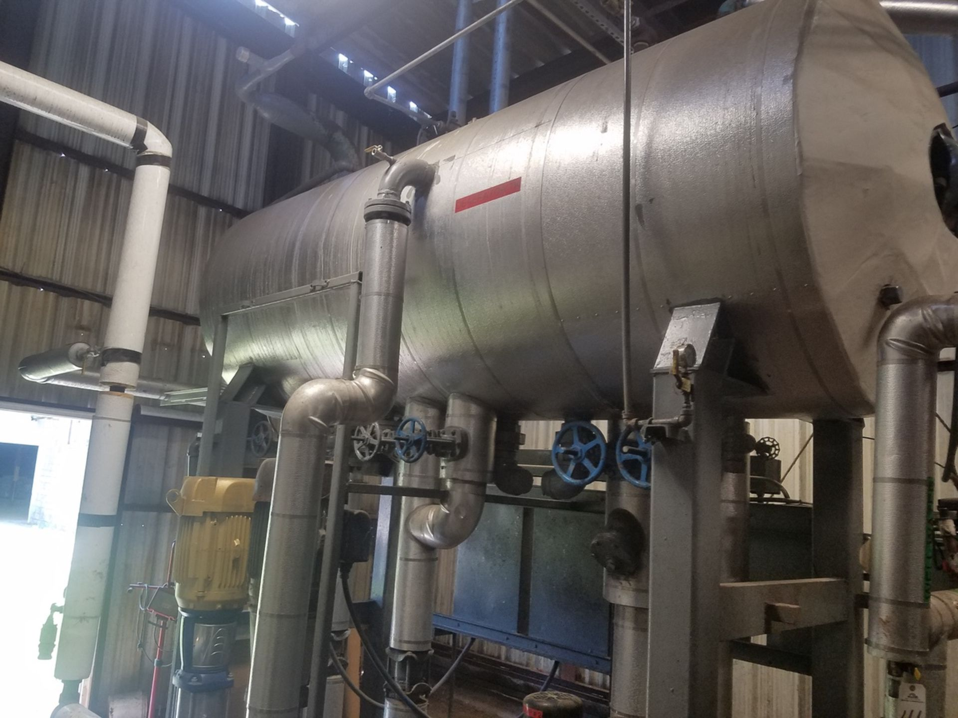 Boiler De-Aerator Skid   Rig Fee: $5000 - Image 2 of 5