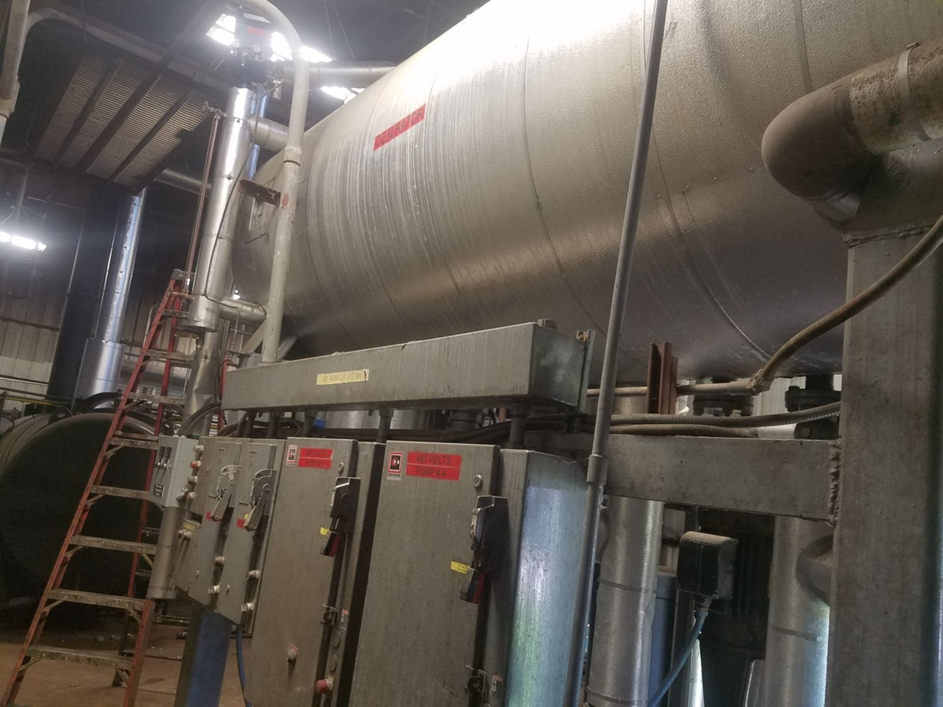 Boiler De-Aerator Skid   Rig Fee: $5000 - Image 5 of 5