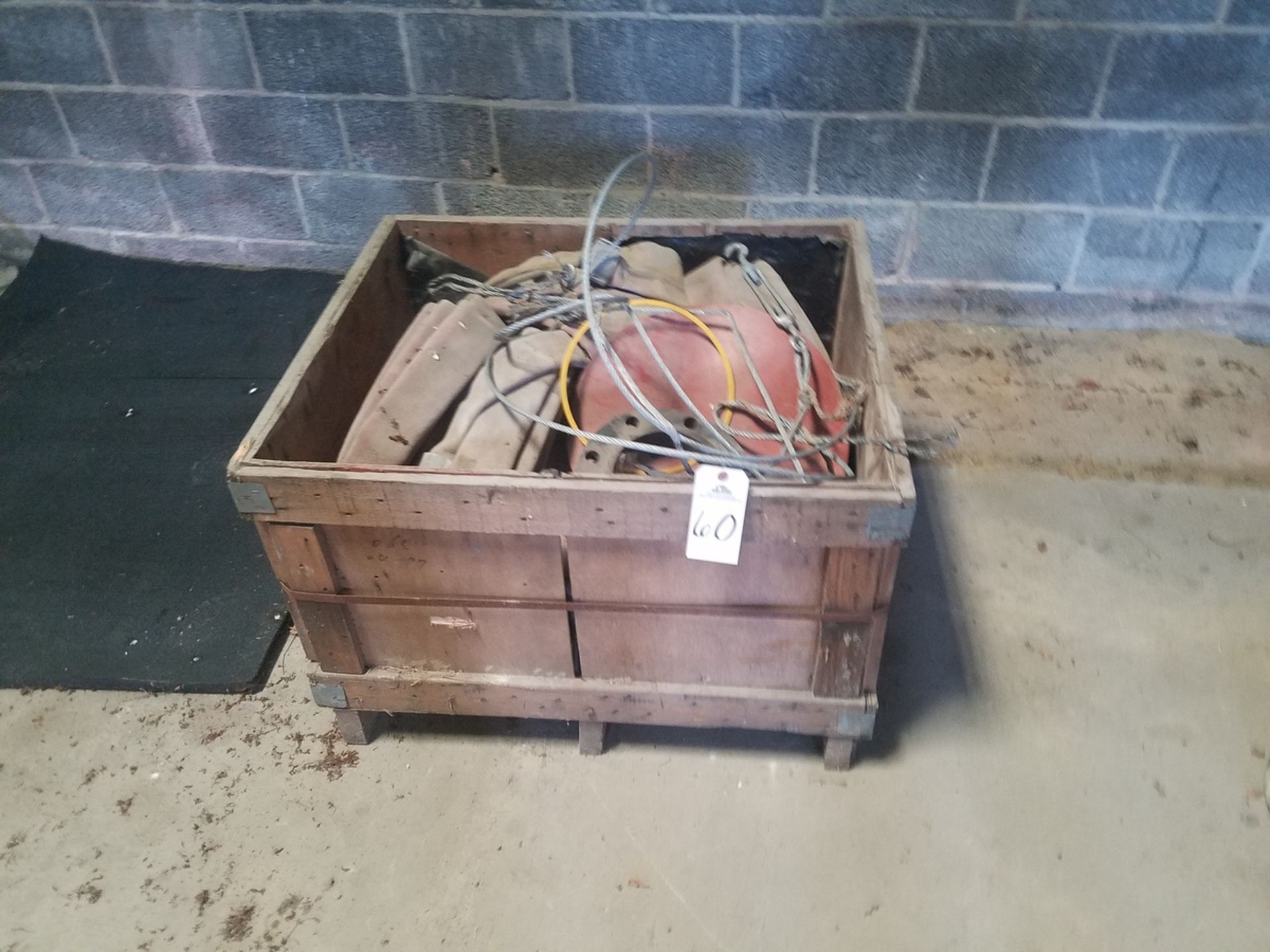 Lot of Discharge Hoses   Rig Fee: $25